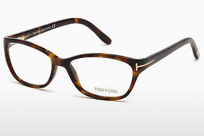 نظارة Tom Ford FT5142 052 - بني, Dark, Havana