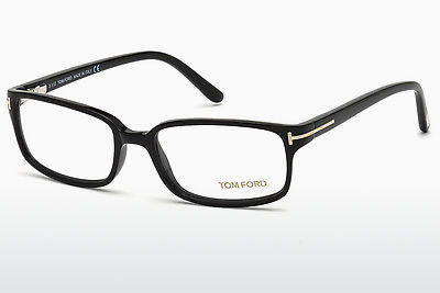 نظارة Tom Ford FT5209 001 - أسود, Shiny