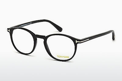 نظارة Tom Ford FT5294 52A - بني, هافانا
