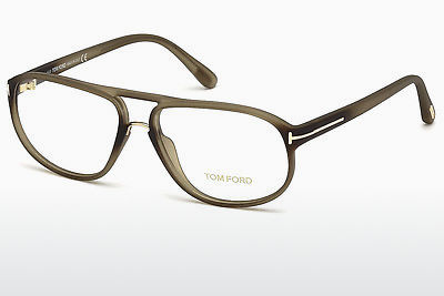 نظارة Tom Ford FT5296 046 - بني, Bright, Matt