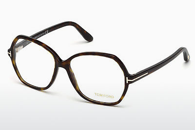 نظارة Tom Ford FT5300 052 - بني, Dark, Havana