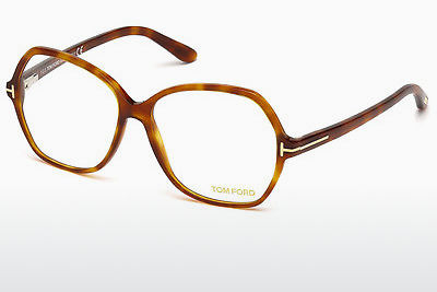 نظارة Tom Ford FT5300 053 - هافانا, Yellow, Blond, Brown