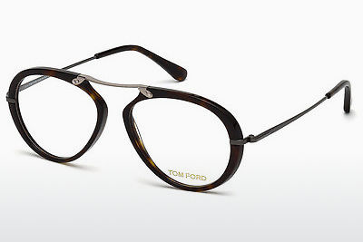 نظارة Tom Ford FT5346 052 - بني, Havana