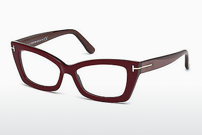 نظارة Tom Ford FT5363 071 - خمري, Bordeaux