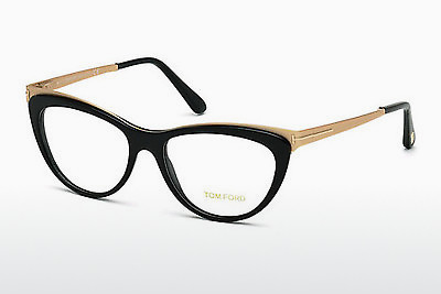 نظارة Tom Ford FT5373 001 - أسود, Shiny