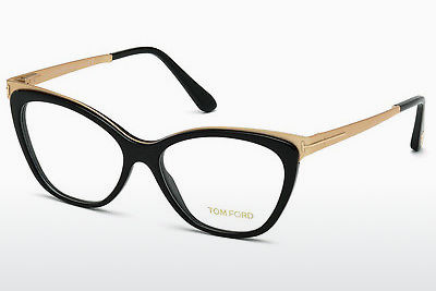 نظارة Tom Ford FT5374 001 - أسود