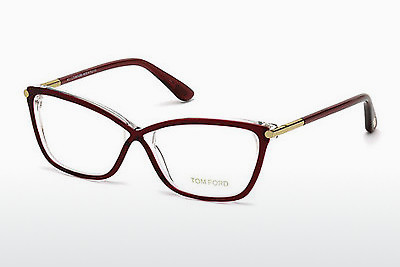 نظارة Tom Ford FT5375 071 - خمري, Bordeaux