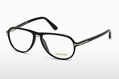 نظارة Tom Ford FT5380 056 - بني, هافانا