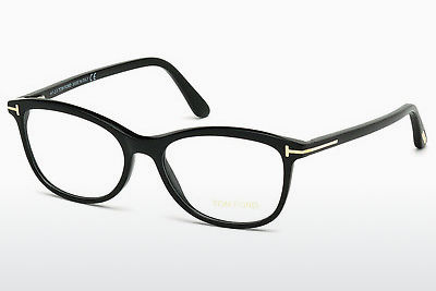 نظارة Tom Ford FT5388 001 - أسود, Shiny