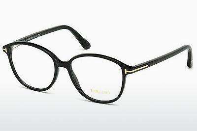 نظارة Tom Ford FT5390 001 - أسود, Shiny