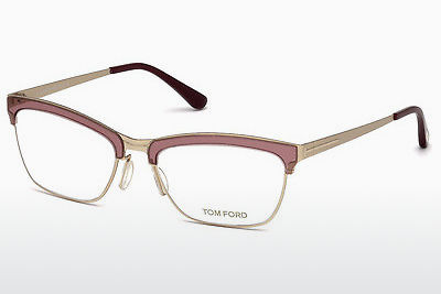 نظارة Tom Ford FT5392 071 - خمري, Bordeaux