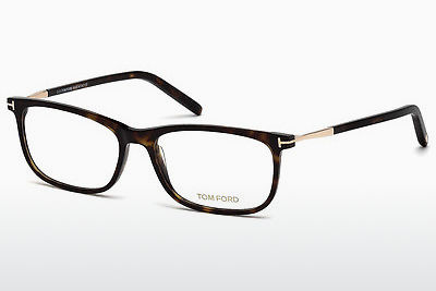 نظارة Tom Ford FT5398 052 - بني, Dark, Havana