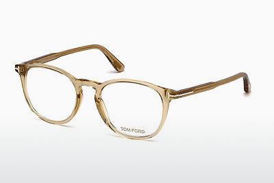 نظارة Tom Ford FT5401 045 - بني, Bright, Shiny