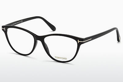 نظارة Tom Ford FT5402 001 - أسود, Shiny