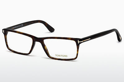 نظارة Tom Ford FT5408 052 - بني, Dark, Havana