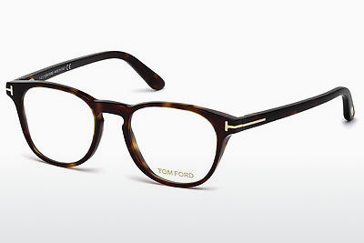 نظارة Tom Ford FT5410 052 - بني, هافانا