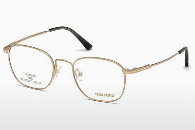 نظارة Tom Ford FT5417 028 - ذهبي