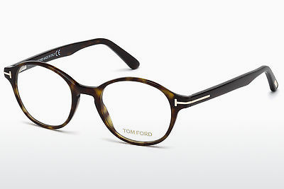 نظارة Tom Ford FT5428 052 - بني, Dark, Havana