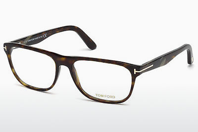 نظارة Tom Ford FT5430 052 - بني, هافانا