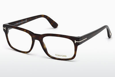نظارة Tom Ford FT5432 052 - بني, Dark, Havana