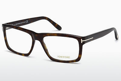 نظارة Tom Ford FT5434 052 - بني, Dark, Havana
