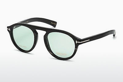 نظارة Tom Ford FT5441-P 62N - بني, هافانا