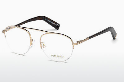 نظارة Tom Ford FT5451 28B - ذهبي