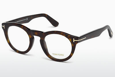 نظارة Tom Ford FT5459 052 - بني, Dark, Havana
