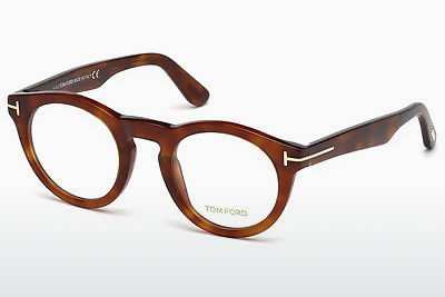 نظارة Tom Ford FT5459 053 - هافانا, Yellow, Blond, Brown