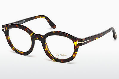 نظارة Tom Ford FT5460 052 - بني, هافانا