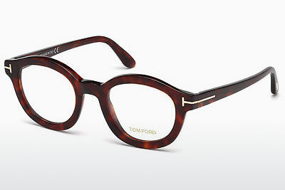 نظارة Tom Ford FT5460 054 - أحمر, بني, هافانا