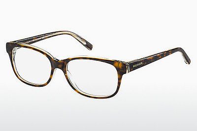 نظارة Tommy Hilfiger TH 1017 1IL - بني, هافانا