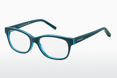 نظارة Tommy Hilfiger TH 1017 UCT - أخضر, Teal