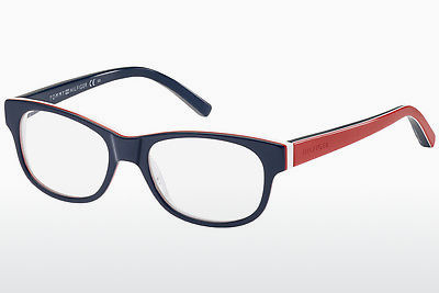 نظارة Tommy Hilfiger TH 1075 UNN - أزرق, أحمر, أبيض