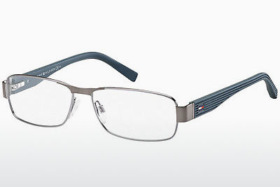 نظارة Tommy Hilfiger TH 1163 V4V - فضي, Ruthenium