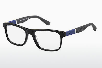 نظارة Tommy Hilfiger TH 1282 FMV - أسود, رمادي