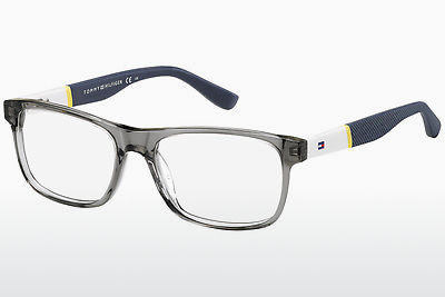 نظارة Tommy Hilfiger TH 1282 FNV - رمادي, أبيض, أصفر, أزرق