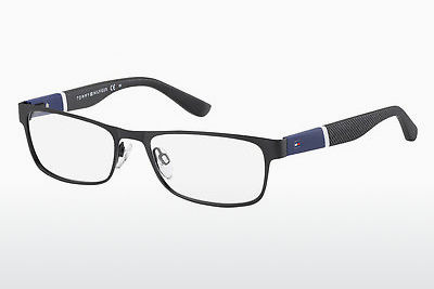 نظارة Tommy Hilfiger TH 1284 FO3 - أسود, أزرق, رمادي