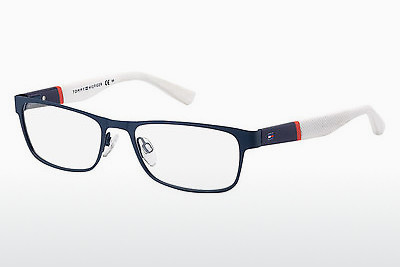 نظارة Tommy Hilfiger TH 1284 FO4 - أزرق