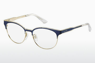 نظارة Tommy Hilfiger TH 1359 K20 - ذهبي, أزرق