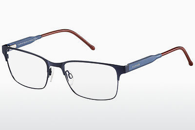 نظارة Tommy Hilfiger TH 1396 R1W - Mtblue