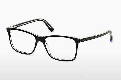 نظارة Web Eyewear WE5172 003 - أسود, Transparent