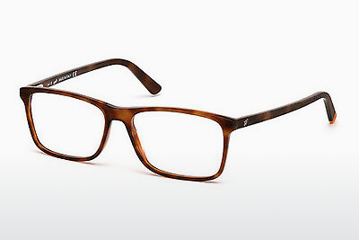 نظارة Web Eyewear WE5173 054 - بني, هافانا, أحمر
