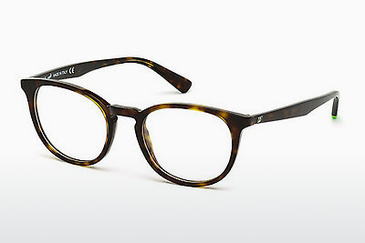 نظارة Web Eyewear WE5181 052 - بني, هافانا