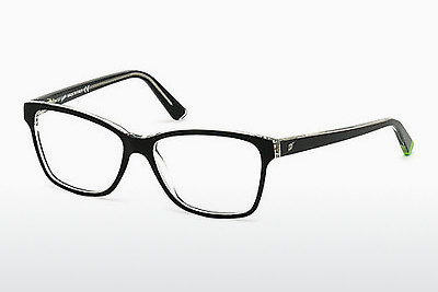نظارة Web Eyewear WE5182 003 - أسود, Transparent