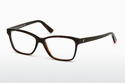نظارة Web Eyewear WE5182 052 - بني, Dark, Havana