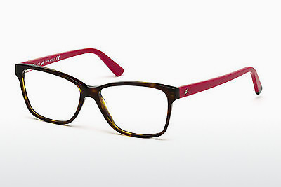 نظارة Web Eyewear WE5182 056 - هافانا