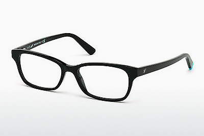 نظارة Web Eyewear WE5183 001 - أسود, Shiny