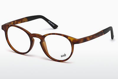 نظارة Web Eyewear WE5186 053 - أصفر, بني, هافانا