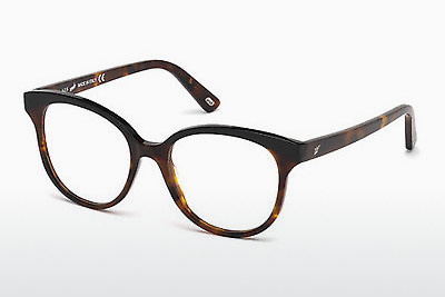 نظارة Web Eyewear WE5196 052 - بني, Dark, Havana